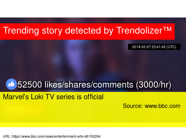Marvel's Loki TV series is official