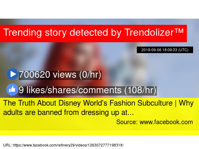 The Truth About Disney World'